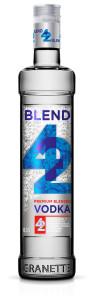 Blend42 vodka