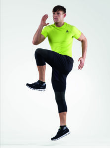 Ceramicool motion - průlomový materiál sportovních oděvů