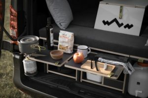 HoppyGo - carsharing pro vaši dovolenou s VW Transporter s vestavbou VISU