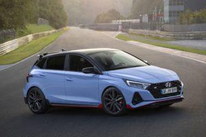 Hyundai i20 N jako ostrá novinka korejské automobilky